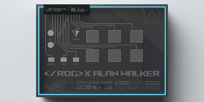 ROG Zephyrus G14 Alan Walker