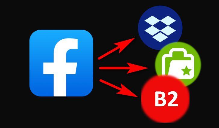 Как перенести ваши данные из Facebook в другие сервисы