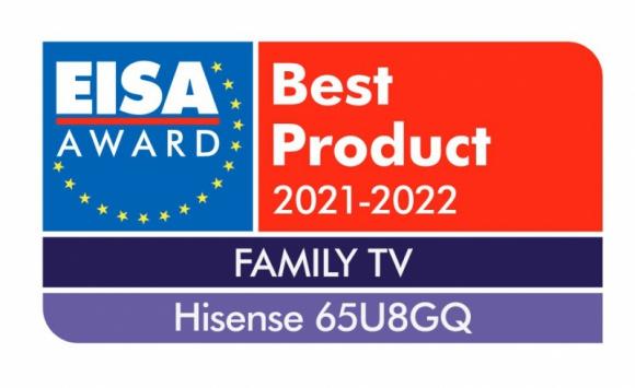 Hisense 65'' U8GQ 4K ULED TV