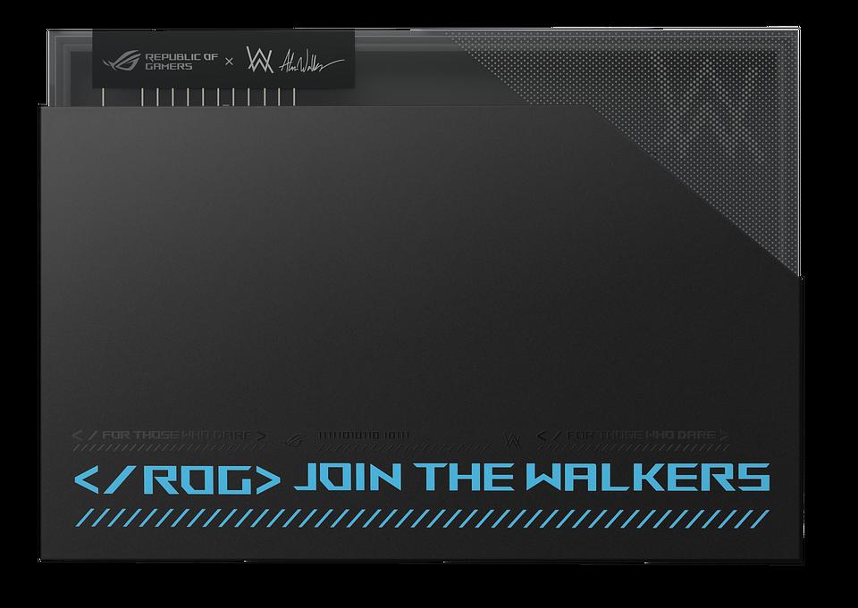 ROG Zephyrus G14 Alan Walker Special Edition