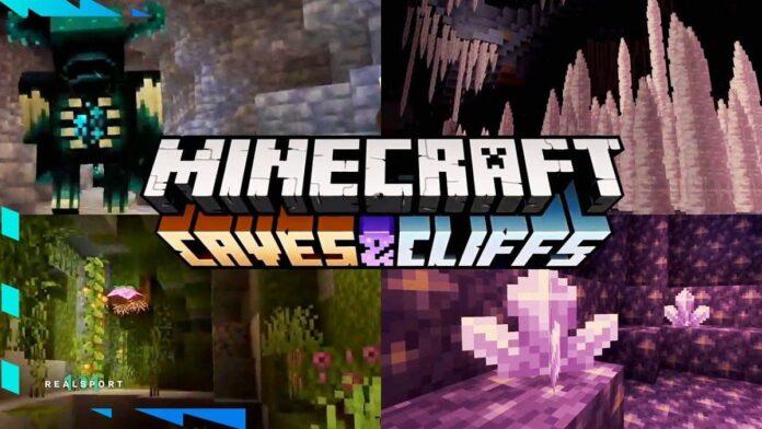 Minecraft PE 1.18, 1.18.10 and 1.18.50 Aktualizacja
