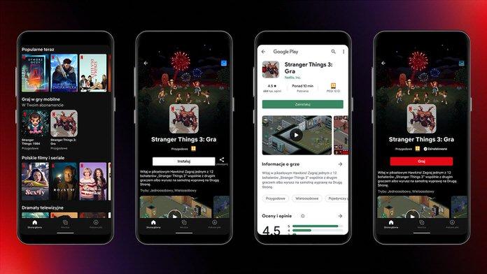 Netflix добавила в свою библиотеку несколько мобильных игр — но только в Польше