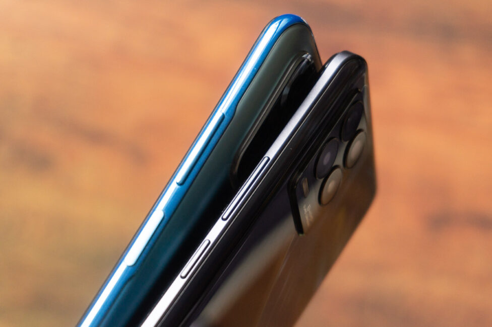realme 8 vs Redmi Note 10S