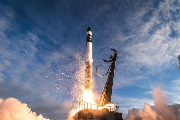 Запуск ракети-носія Electron