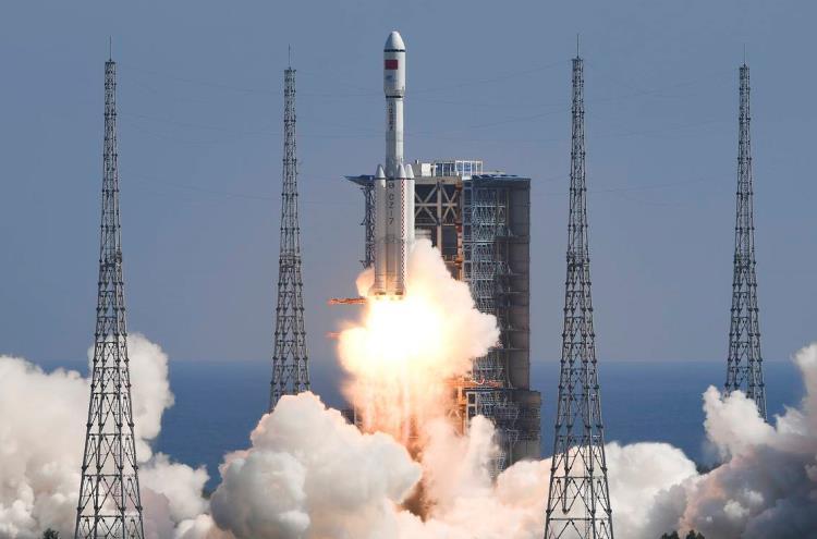 Китайські ракети нового покоління почали заправляти воднем