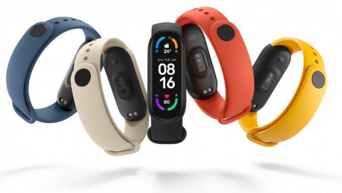 Xiaomi wearable band