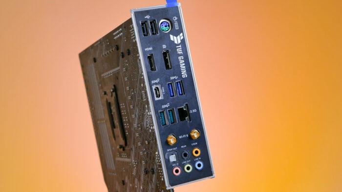 ASUS TUF Gaming Z590-Plus WiFi