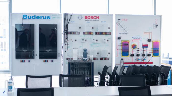 Bosch Office Visit