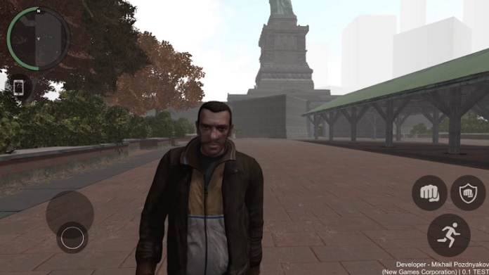 Grand Theft Auto IV Mobile APK for Android