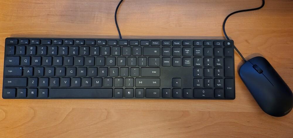 Huawei клавиатура и мышь