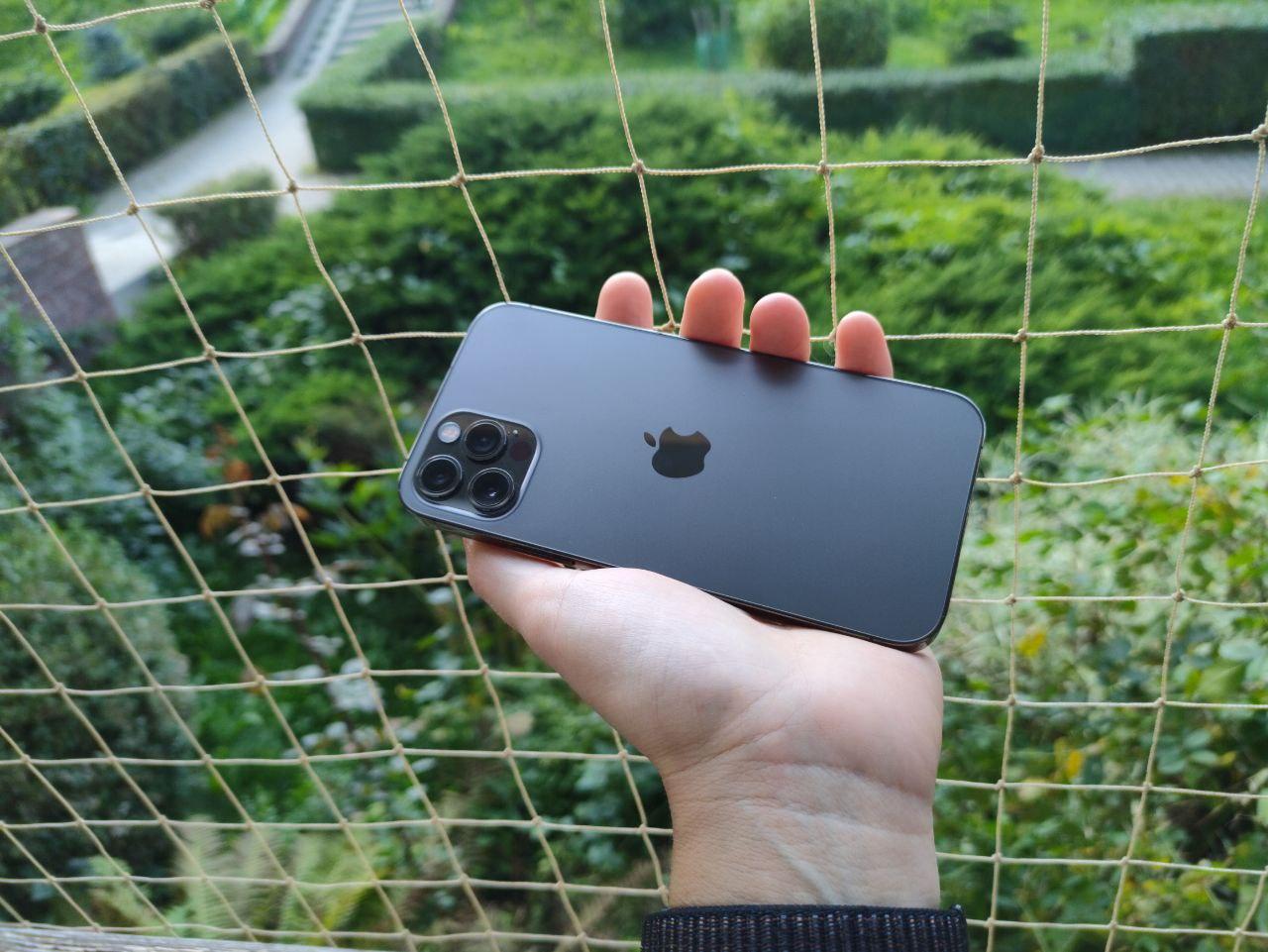 камера айфона