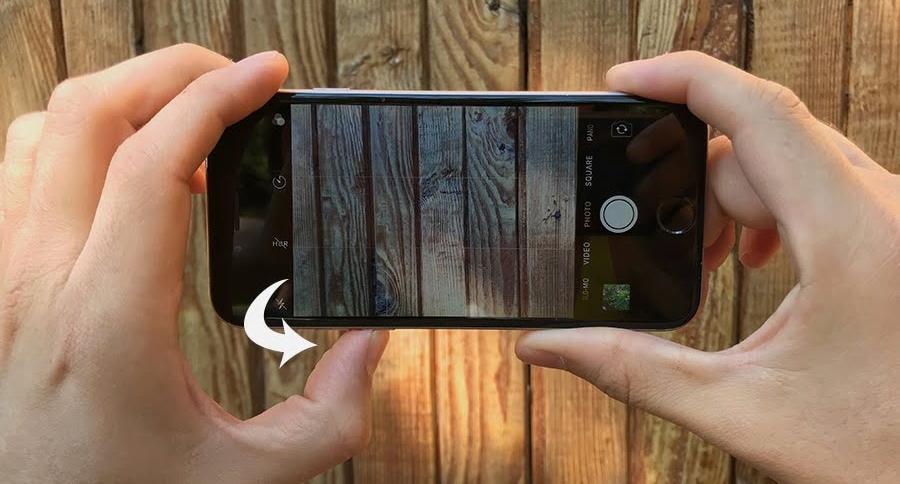 Как быстро запустить камеру на iPhone