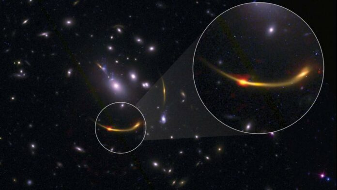 six early galaxies