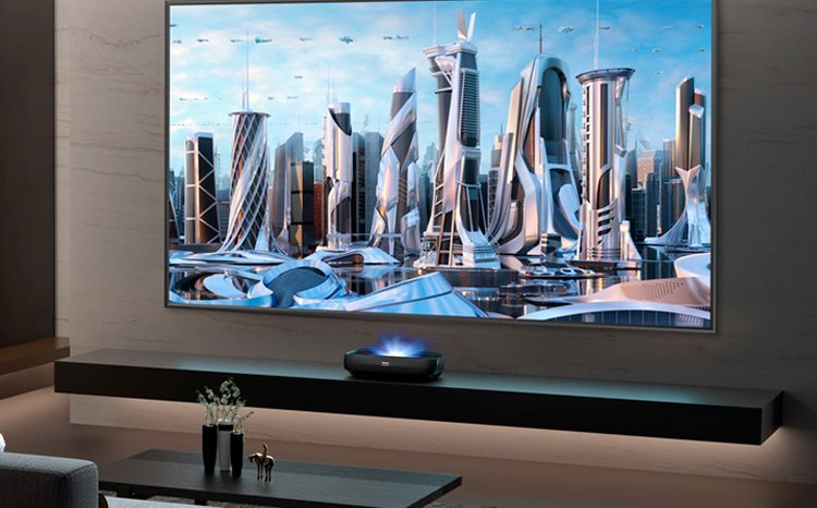 Hisense Laser TV L9G TriChroma