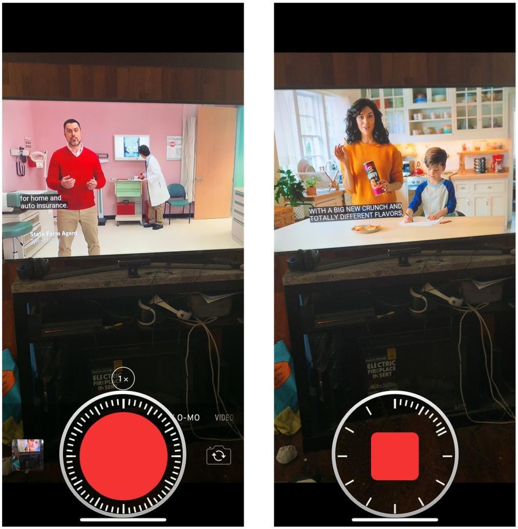 камера iPhone - таймлапс