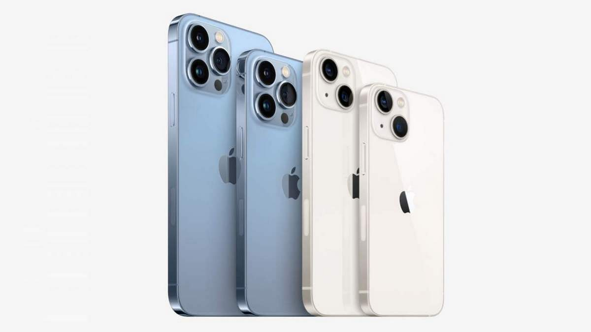Apple iphone12-vs-iphone13