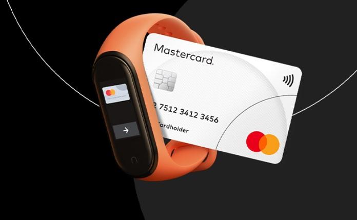Xiaomi Mi Smart Band 4 NFC MasterCard