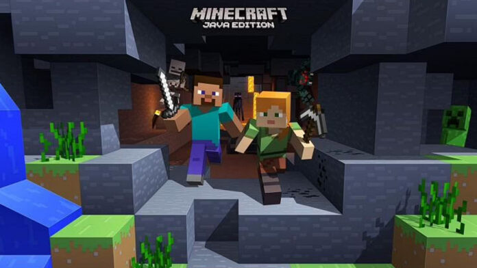 Minecraft Java Edition for Android