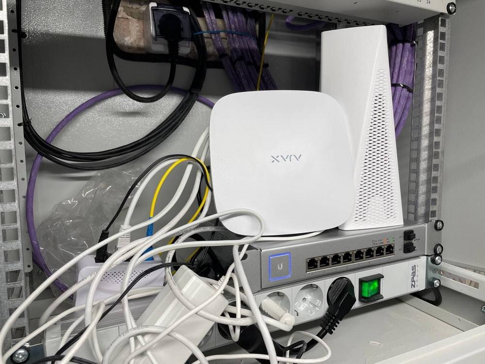 Ajax Hub 2 Plus