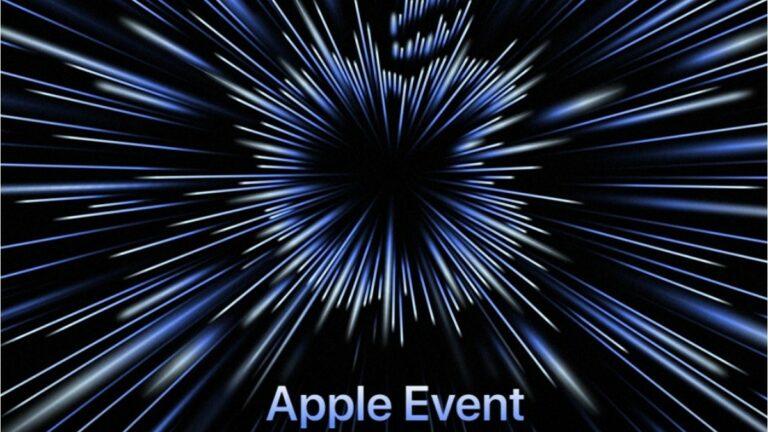 Apple's Unleashed event: новые MacBook Pro, HomePad mini, AirPods и процессоры M1 Pro и Max