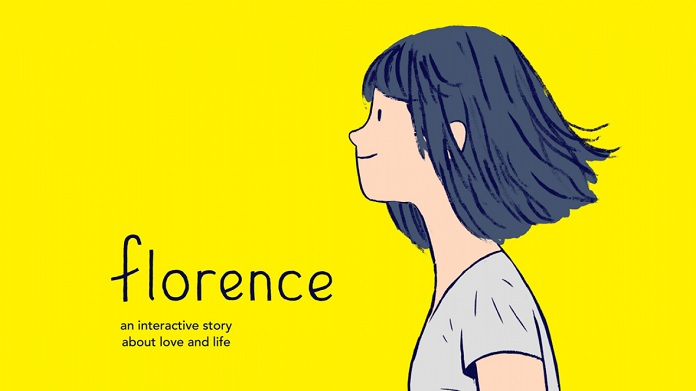 Florence is an interactive story