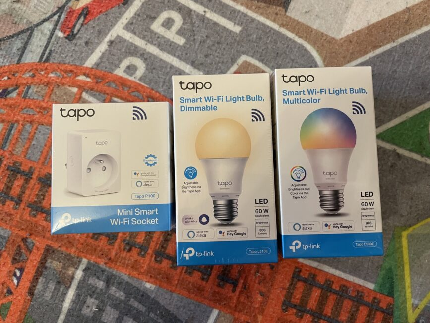 Обзор устройств для «умного дома» от TP-Link: лампочки Tapo и Wi-Fi розетка