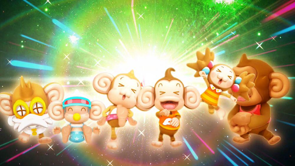 Обзор Super Monkey Ball Banana Mania — Докатились
