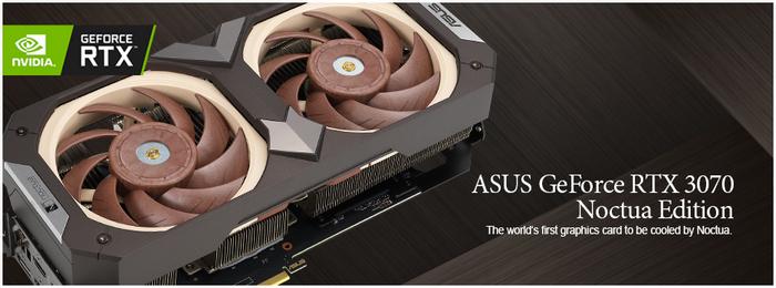 GeForce RTX 3070 Noctua Edition