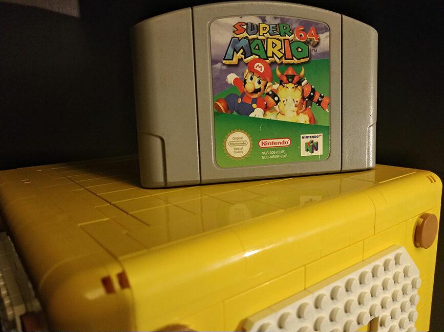 """Обзор набора 71395 Lego Super Mario «Блок """"Знак вопроса""""» — Лучший подарок ценителю видеоигр"""